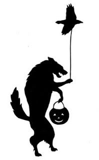 198x320 Scherenschnitte Template Tuesday By Cindy Bean Halloween Werewolf