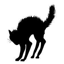 225x225 Cat Silhouette