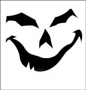 286x300 Free Halloween Silhouette Printable