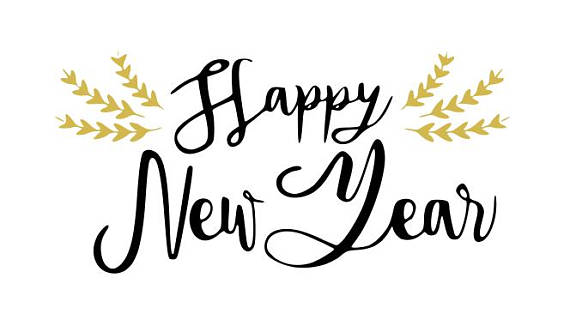 570x332 Happy New Year Svg,dxf,png,eps,jpg,and Pdf Files,happy New Year