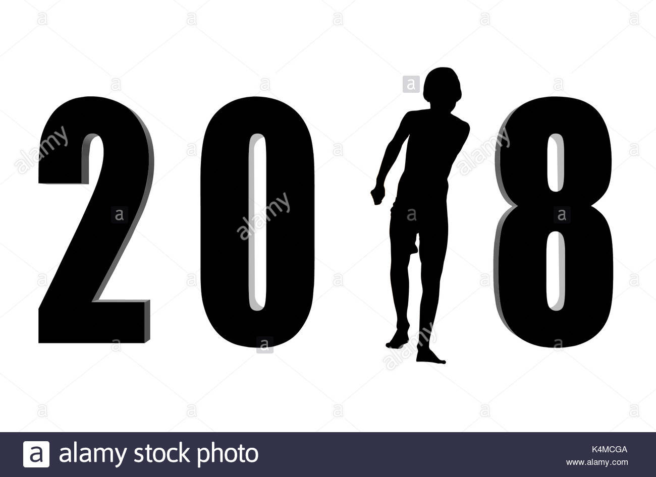 1300x946 Happy New Year 2018 Black And White Stock Photos Amp Images