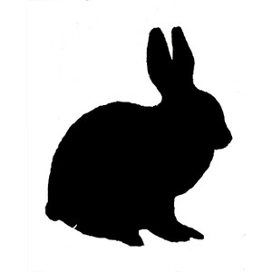 300x300 Silhouette Animal Clipart