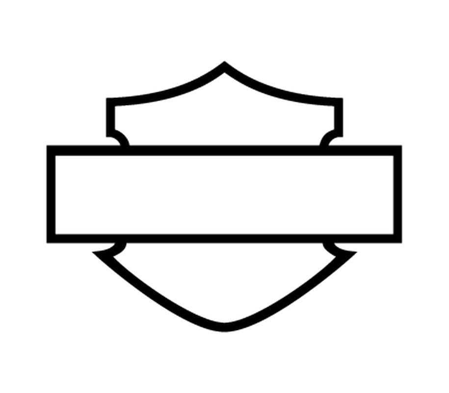 harley davidson logo silhouette at getdrawings com free for rh getdrawings com harley davidson logo outline svg harley davidson emblem outline