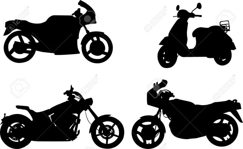 Harley Davidson Silhouette Images at GetDrawings com | Free