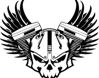 340x270 Harley Davidson Svg Etsy
