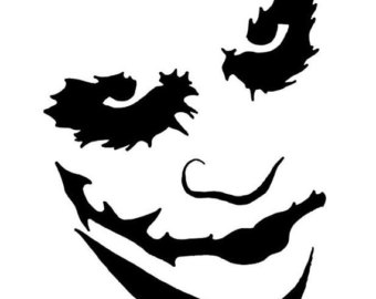 Harley Quinn And Joker Silhouette At Getdrawingscom Free For