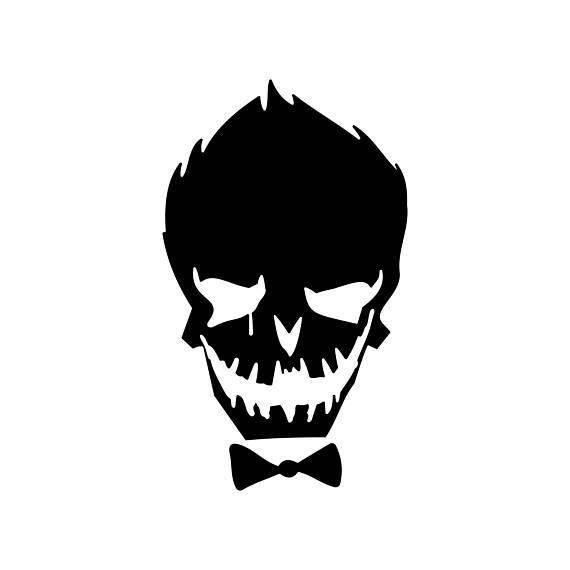 570x570 Suicide Squad Joker Harley Quinn Hero Svg Cricut Silhouette
