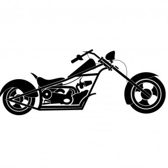 harley silhouette vector at getdrawings com free for personal use rh getdrawings com harley clip art free harley clipart black and white