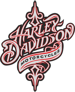 246x300 Harley Davidson Logo Vector (.cdr) Free Download