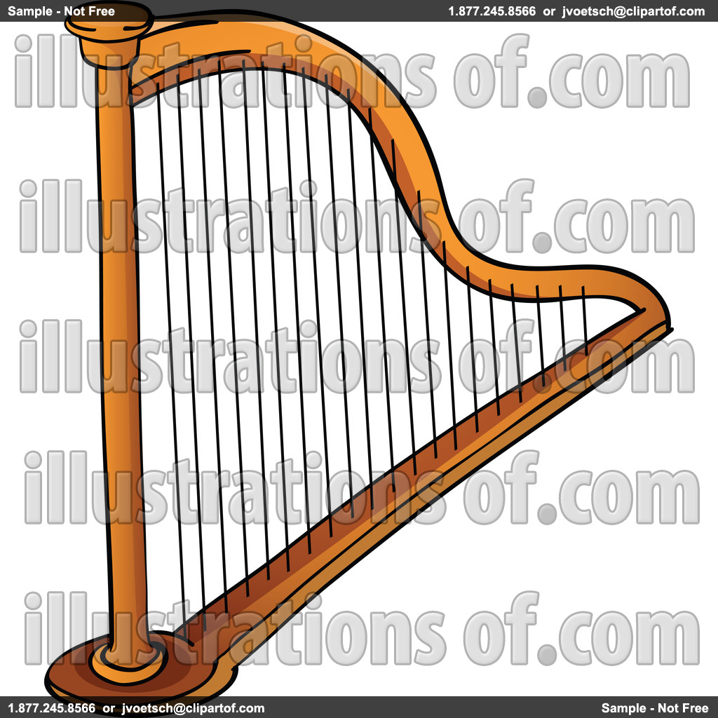 harp silhouette at getdrawings com free for personal use harp rh getdrawings com golden harp clipart harp clip art free