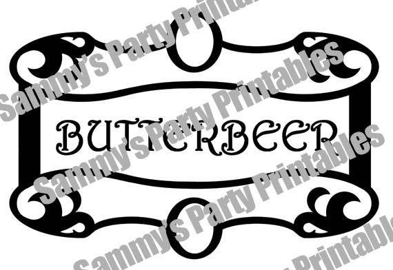570x392 Butterbeer Logo