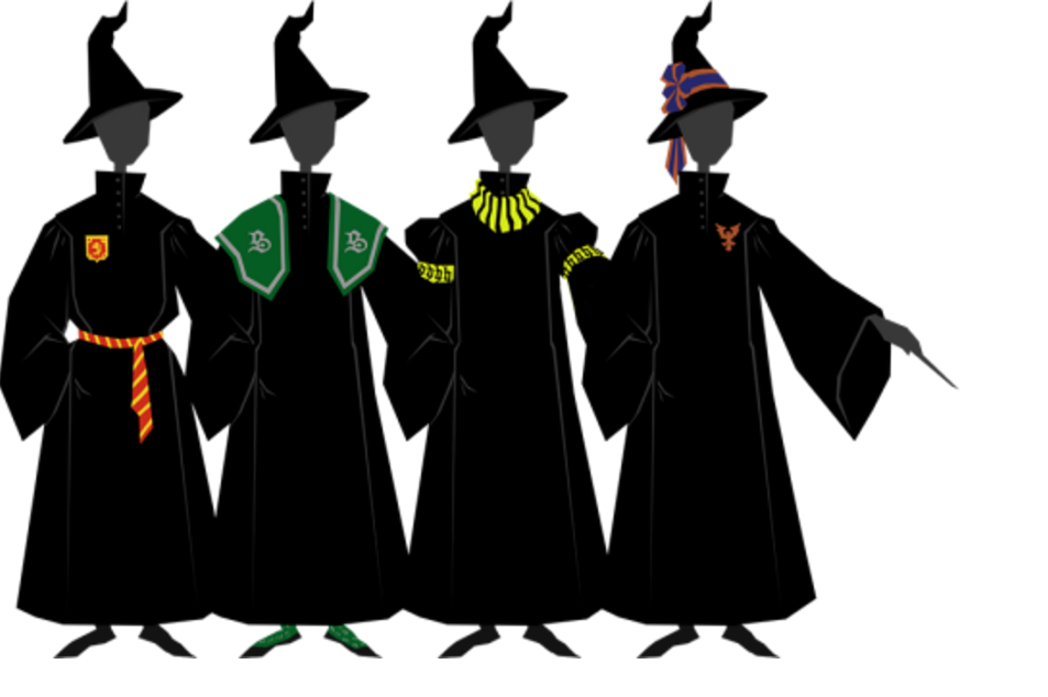 953x634 Harry Potter' Fan Details Why The Robes In The Movies Are All