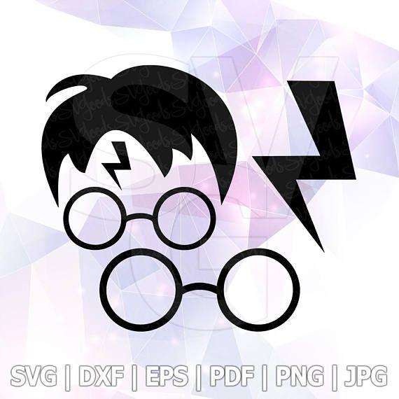 570x570 Harry Potter Cut File Svg Dxf Jpg Png Eps Vector Format Files