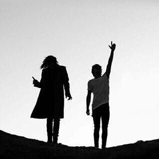Harry Styles Silhouette