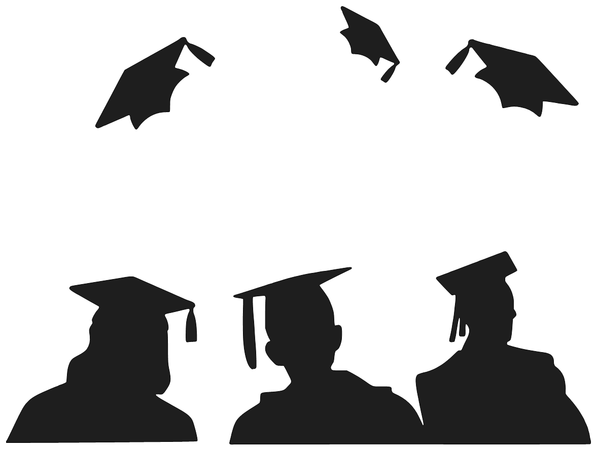 1175x887 Graduation Series Day 10 Of 10 Graduate Silhouette + Bonus
