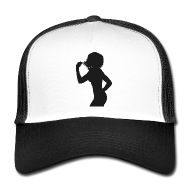 190x190 Shop Silhouette Caps Amp Hats Online Spreadshirt