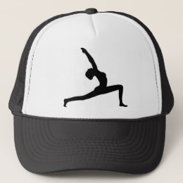 260x260 Woman Silhouette Trucker Hats Zazzle