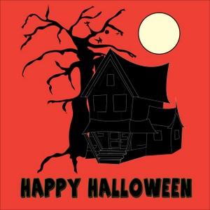 300x300 Free Halloween Stamp Clipart Image 0515 0909 2115 3803 Halloween