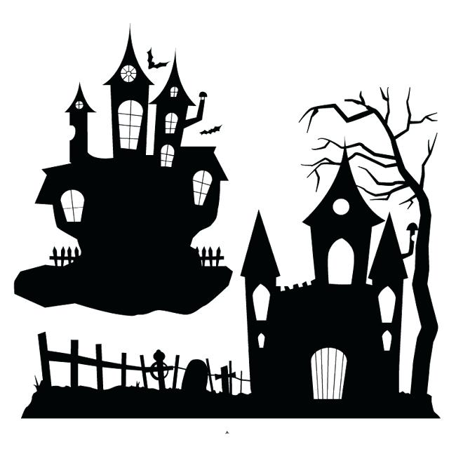650x650 Haunted House Images Vectors And Files Free Download Haunted House