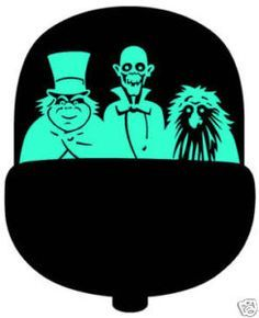 236x290 Disney Haunted Mansion Clipart