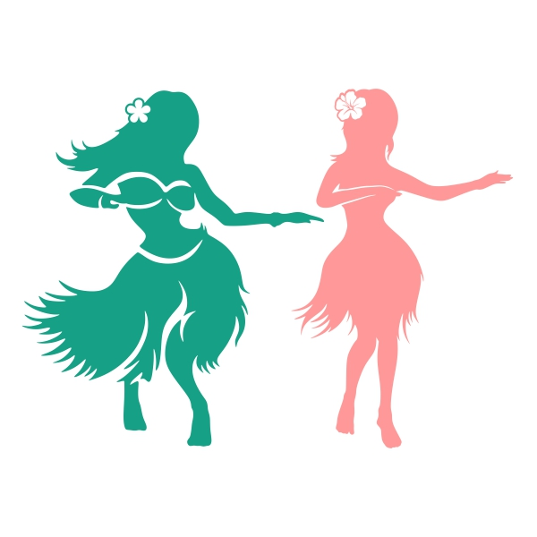 hawaiian hula dancer silhouette at getdrawings com free for rh getdrawings com  hawaiian dancers clip art