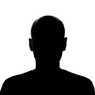 190x190 Stock Photo 47950600 Head And Shoulders Man S Silhouette