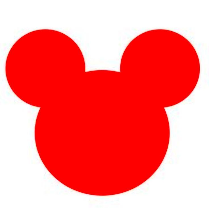 736x730 Minnie Mouse Head Silhouette Clip Art Info