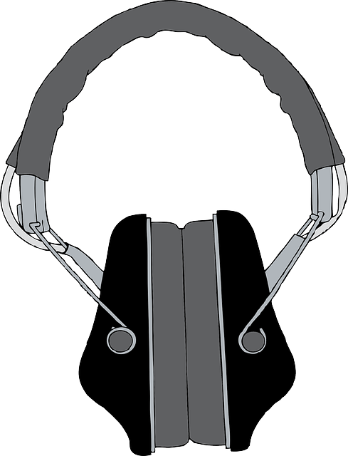 489x640 Music, Silhouette, Recreation, Cartoon, Headphones