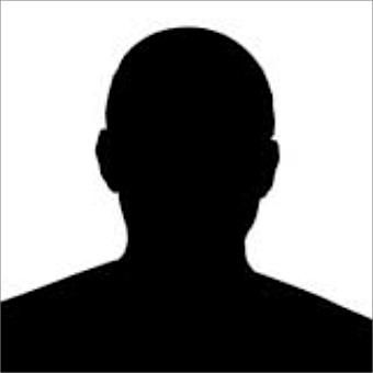 340x340 Bald Male Headshot Silhouette