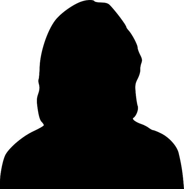 623x640 Silhouette Head Group