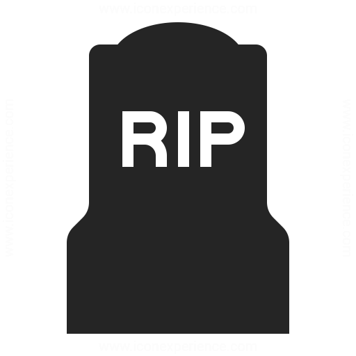 512x512 Headstone Icon Iconexperience