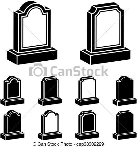 438x470 Headstones Clipart Vector Graphics. 1,797 Headstones EPS clip art