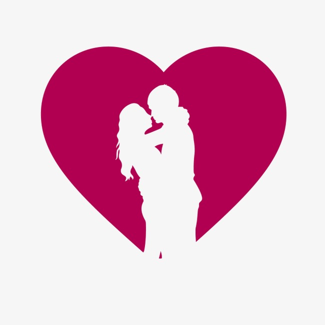 650x650 Heart Shaped Silhouette Png Images Vectors And Psd Files Free
