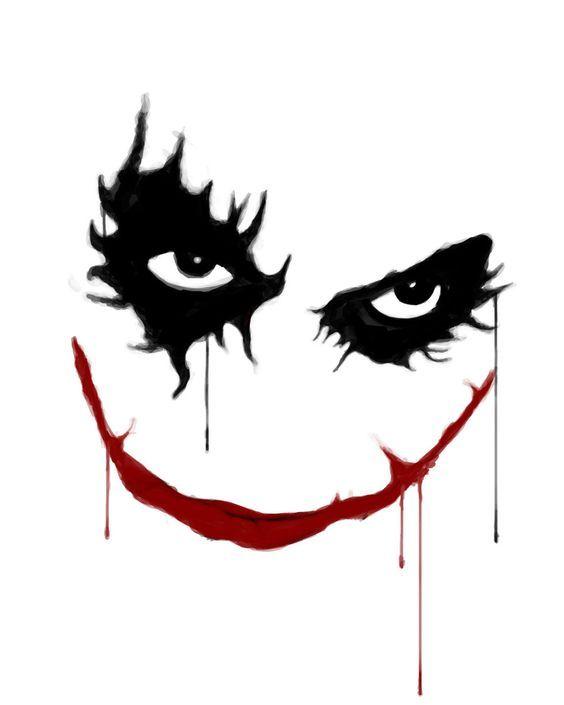 564x705 Joker By Phantom Tattoos Joker