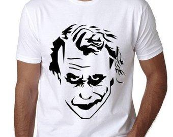 340x270 Joker Silhouette Etsy