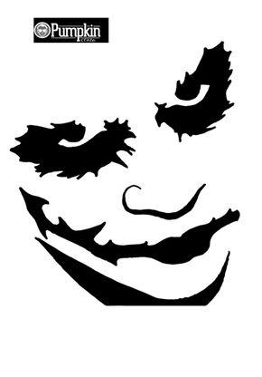 290x416 Easy Joker Stencils