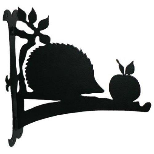 500x500 Hedgehog Hanging Basket Bracket