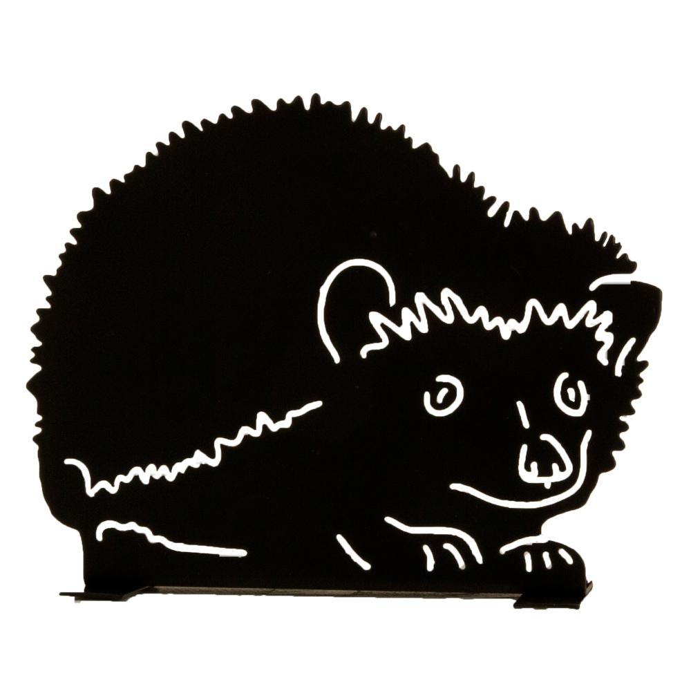 1000x1000 Silhouette Hedgehog