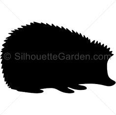 236x234 Baby Hedgehog Hedgehogs, Silhouettes And Cricut