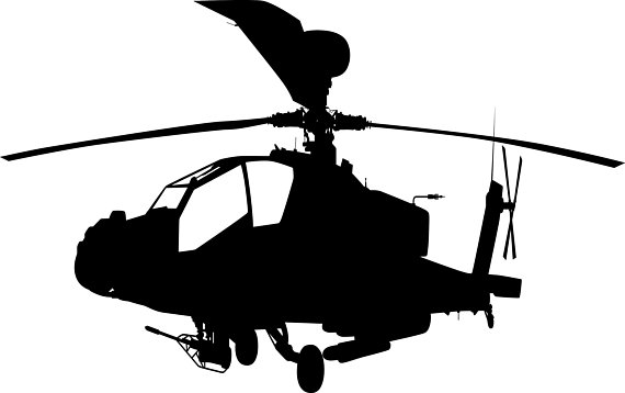 570x358 Helicopter Clipart Helicopter Silhouette Clipart Military