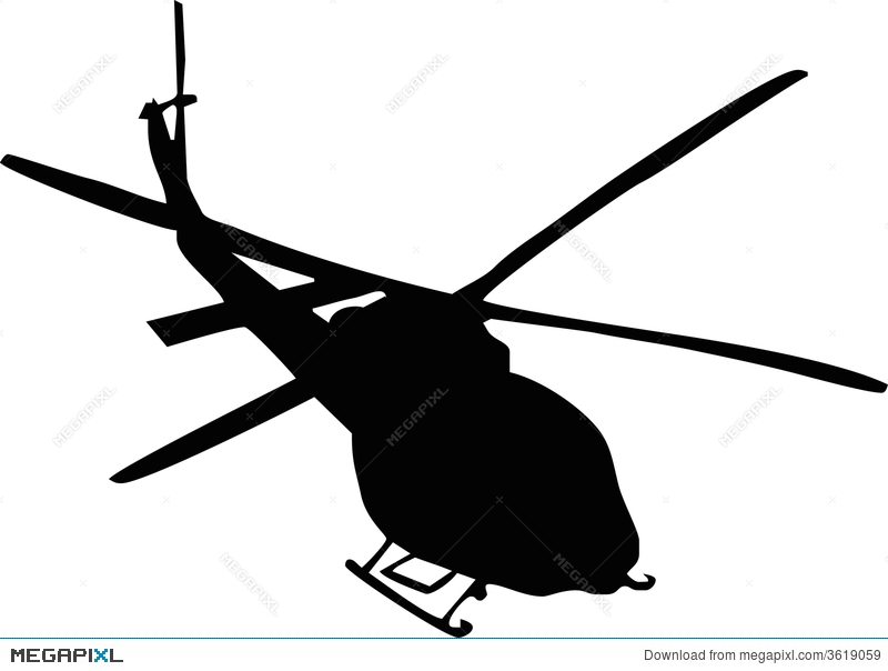 800x604 Helicopter Illustration 3619059