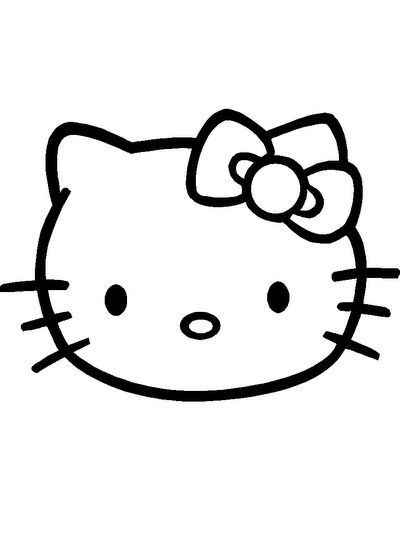 400x533 Hello Kitty Svg File Svg Svg File, Hello Kitty