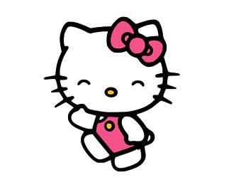 340x270 Hello Kitty Svg Etsy