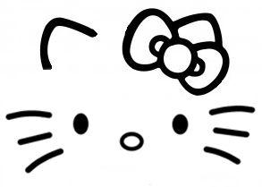 293x209 Easy Diy Hello Kitty Ornaments Hello Kitty, Kitten And Ornament