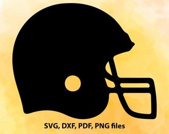 340x270 Football Helmet Svg Etsy