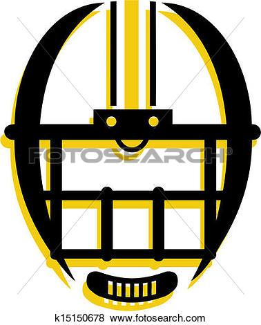 378x470 Football Helmet Silhouette Clipart