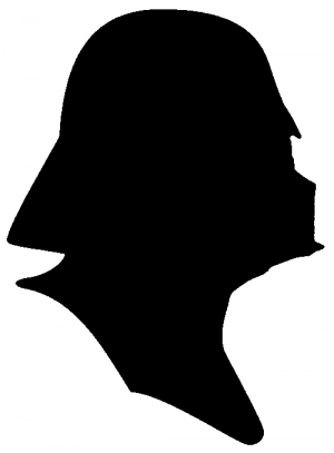 300x407 Darth Vader Helmet Silhouette Bigking Keywords And Pictures