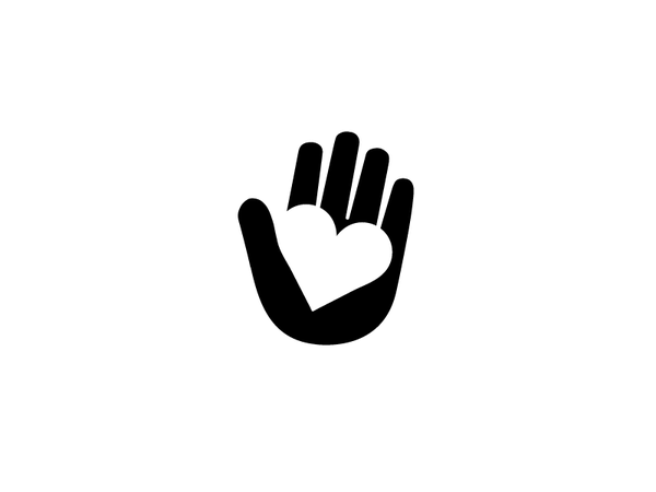 600x450 Helping Hand Logo Vector