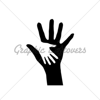 325x325 Helping Hand Gl Stock Images