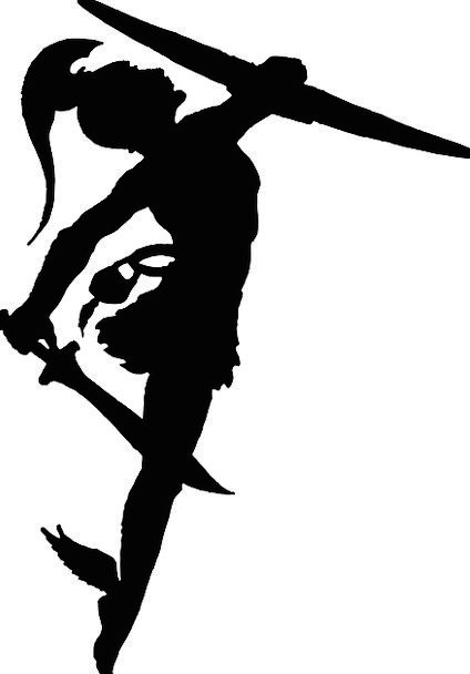 424x608 Warrior, Soldier, Classical, Silhouette, Outline, Roman, Costume